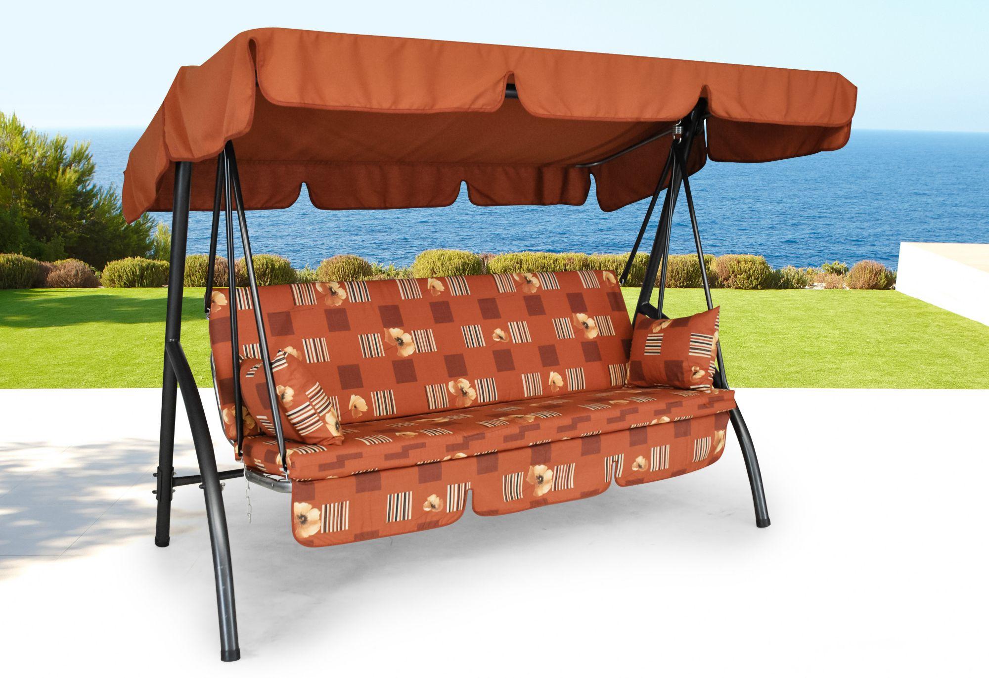 hollywoodschaukeln im schwab online shop baumarkt gartenm bel. Black Bedroom Furniture Sets. Home Design Ideas