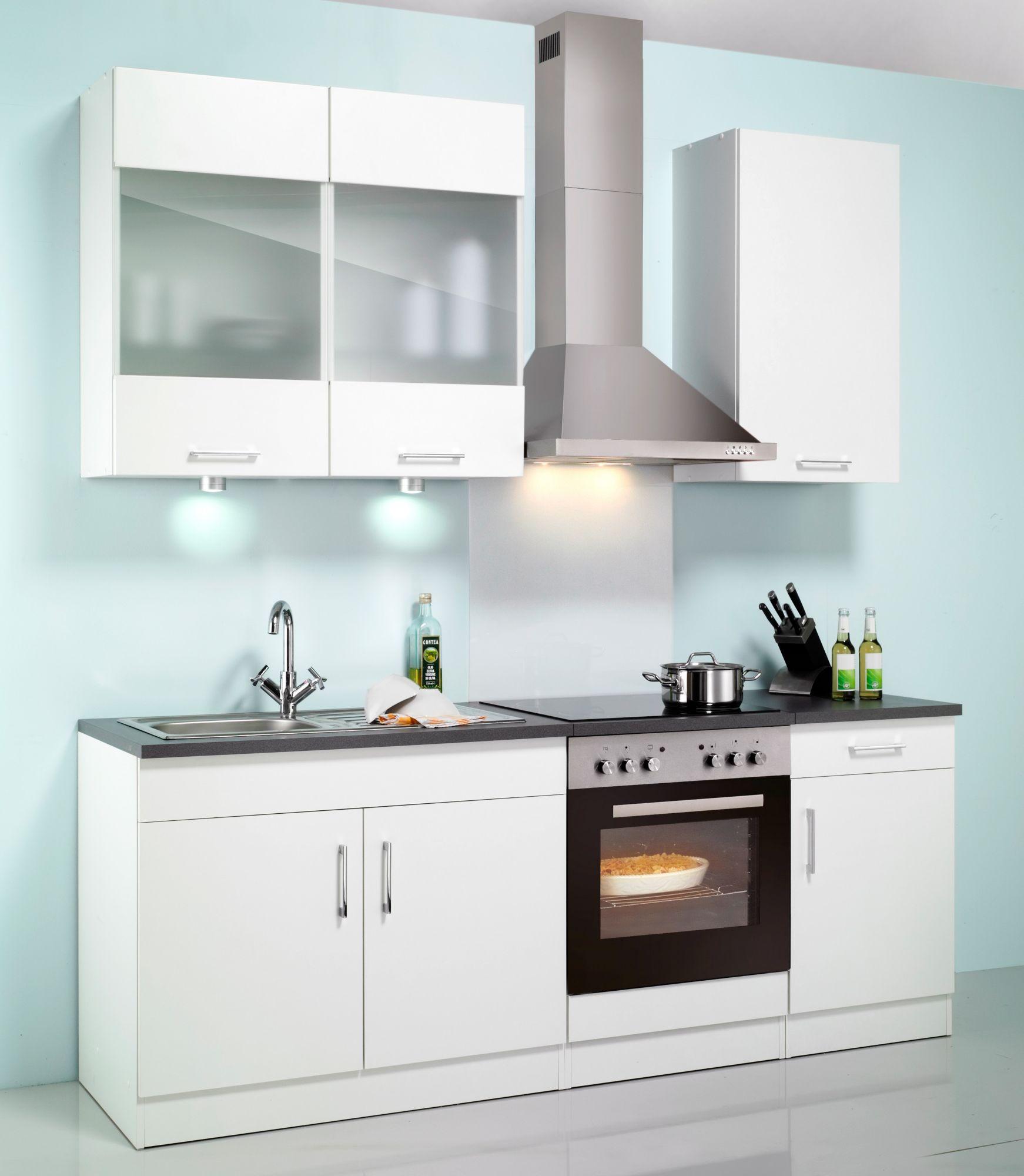 Küchenzeilen mit E Geräten im Schwab Online Shop Möbel