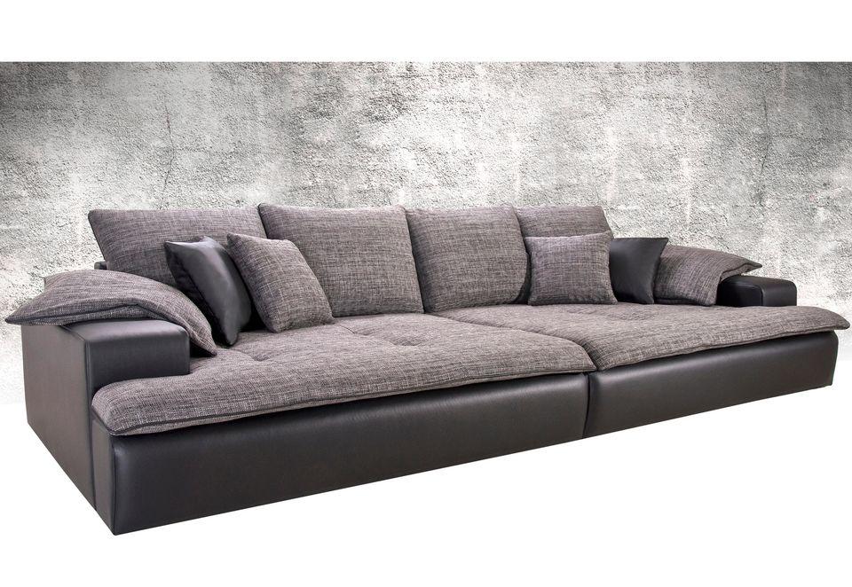 bigsofa g nstig online kaufen beim schwab versand. Black Bedroom Furniture Sets. Home Design Ideas