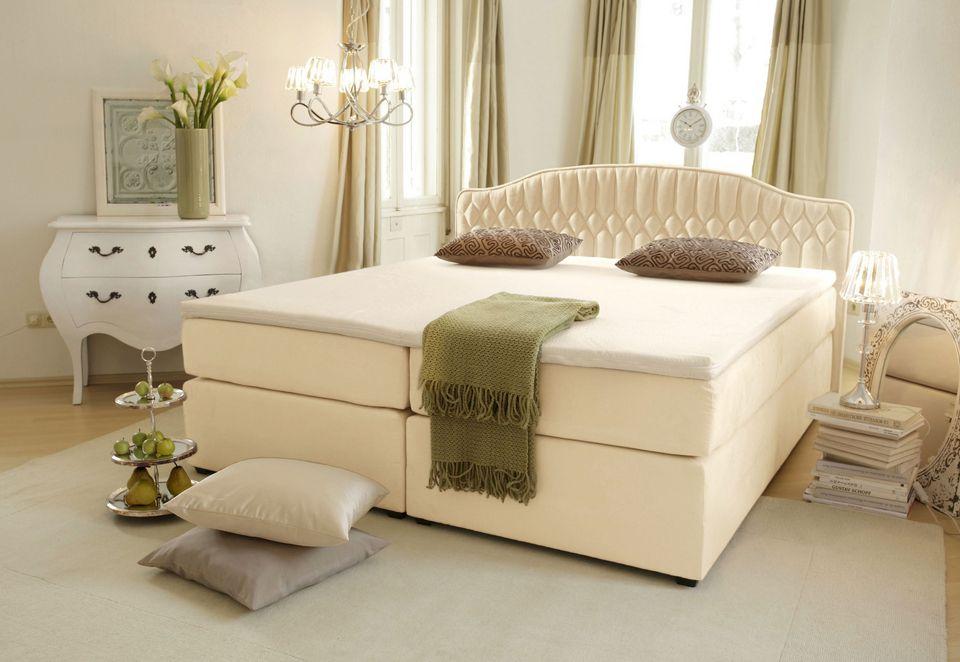 boxspringbett g nstig online kaufen beim schwab versand. Black Bedroom Furniture Sets. Home Design Ideas