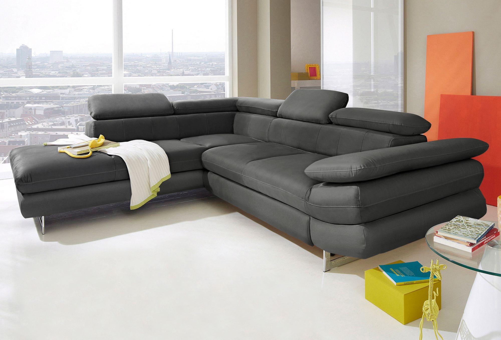 inosign polsterecke wahlweise mit bettfunktion schwab. Black Bedroom Furniture Sets. Home Design Ideas