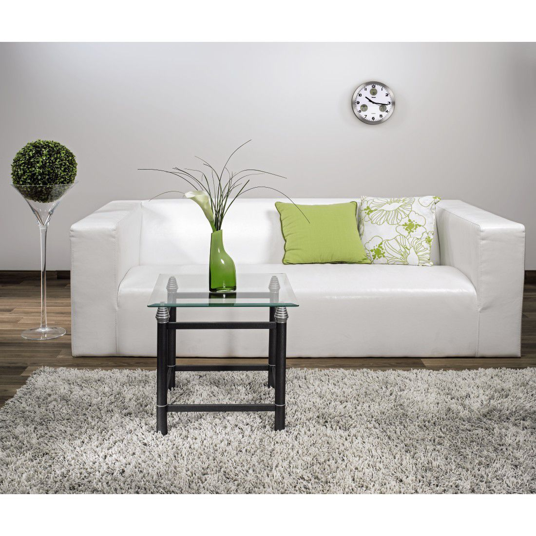 hama wanduhr ag 300 mit wetterstation schwab versand. Black Bedroom Furniture Sets. Home Design Ideas