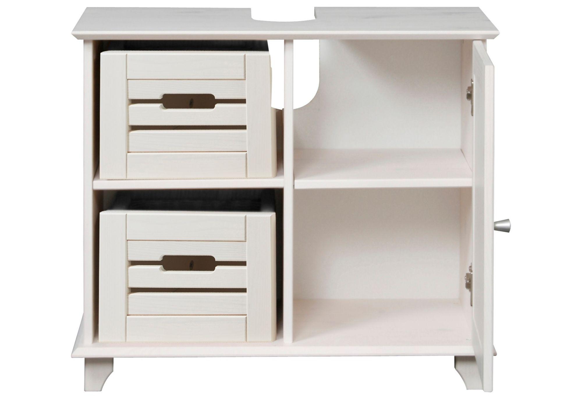 waschbeckenunterschrank venezia landhaus breite 63 cm schwab versand badschr nke. Black Bedroom Furniture Sets. Home Design Ideas