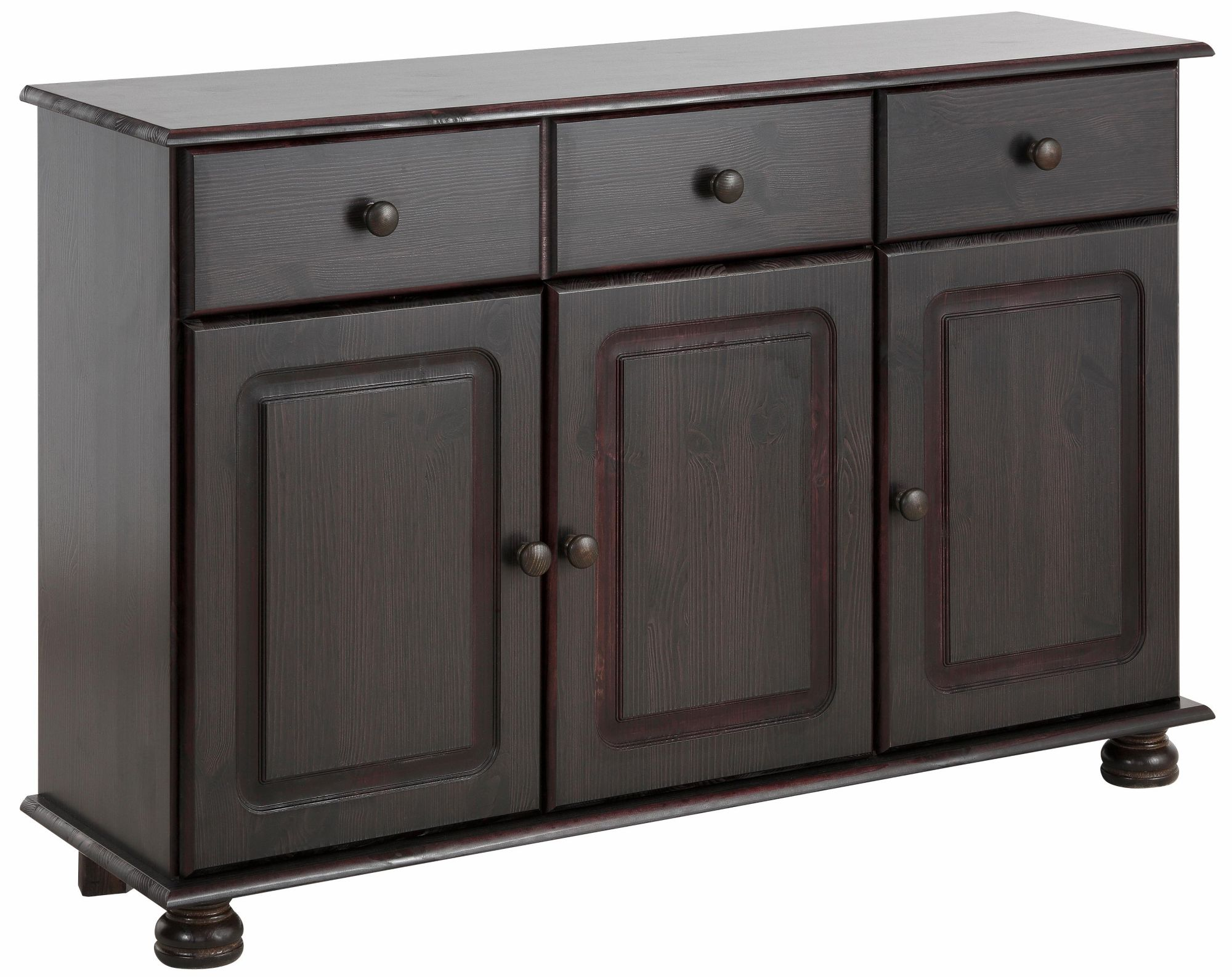 home affaire sideboard mette breite 120 cm schwab versand m bel. Black Bedroom Furniture Sets. Home Design Ideas