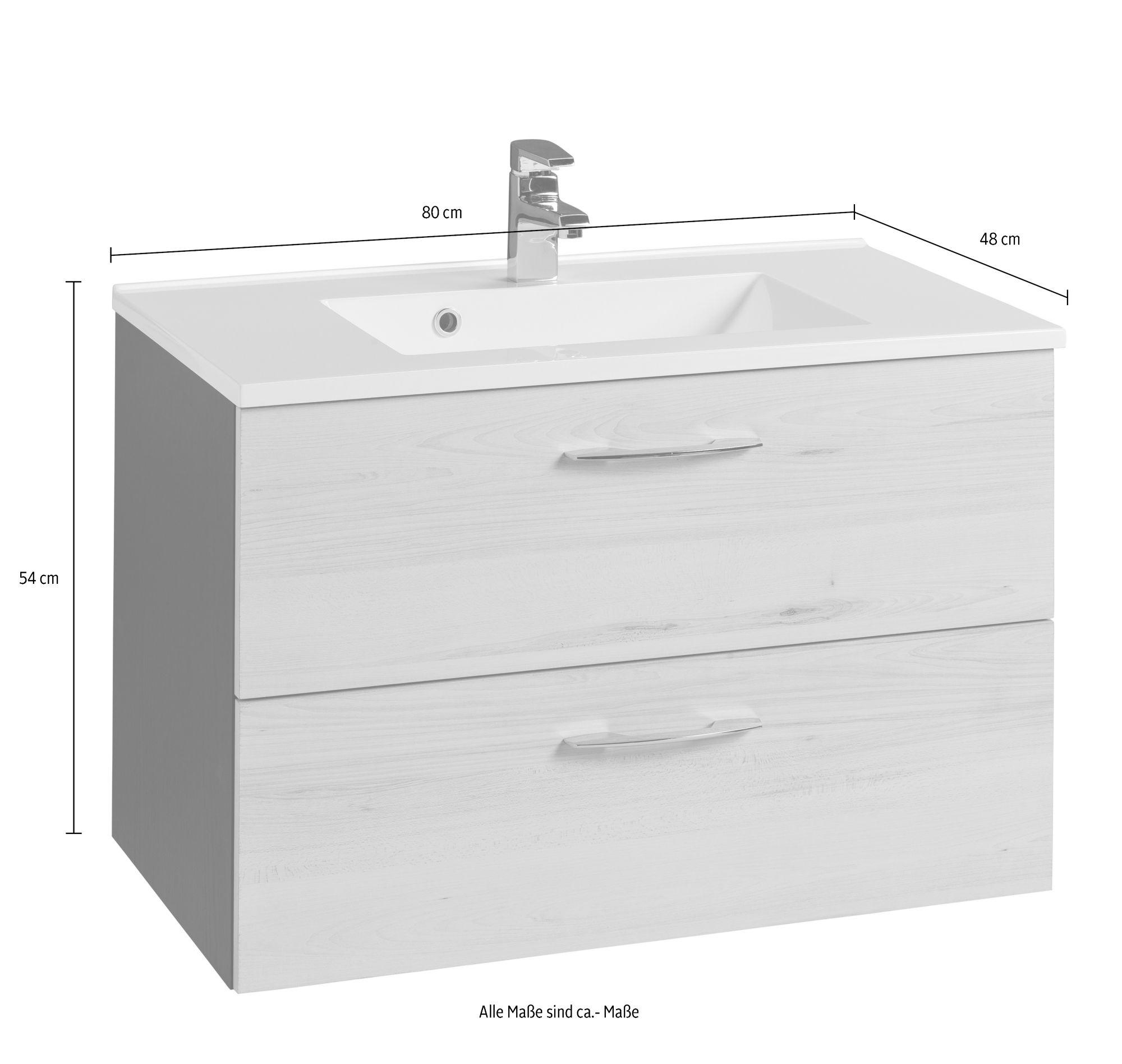held m bel waschtisch portofino schwab versand waschbeckenunterschr nke. Black Bedroom Furniture Sets. Home Design Ideas
