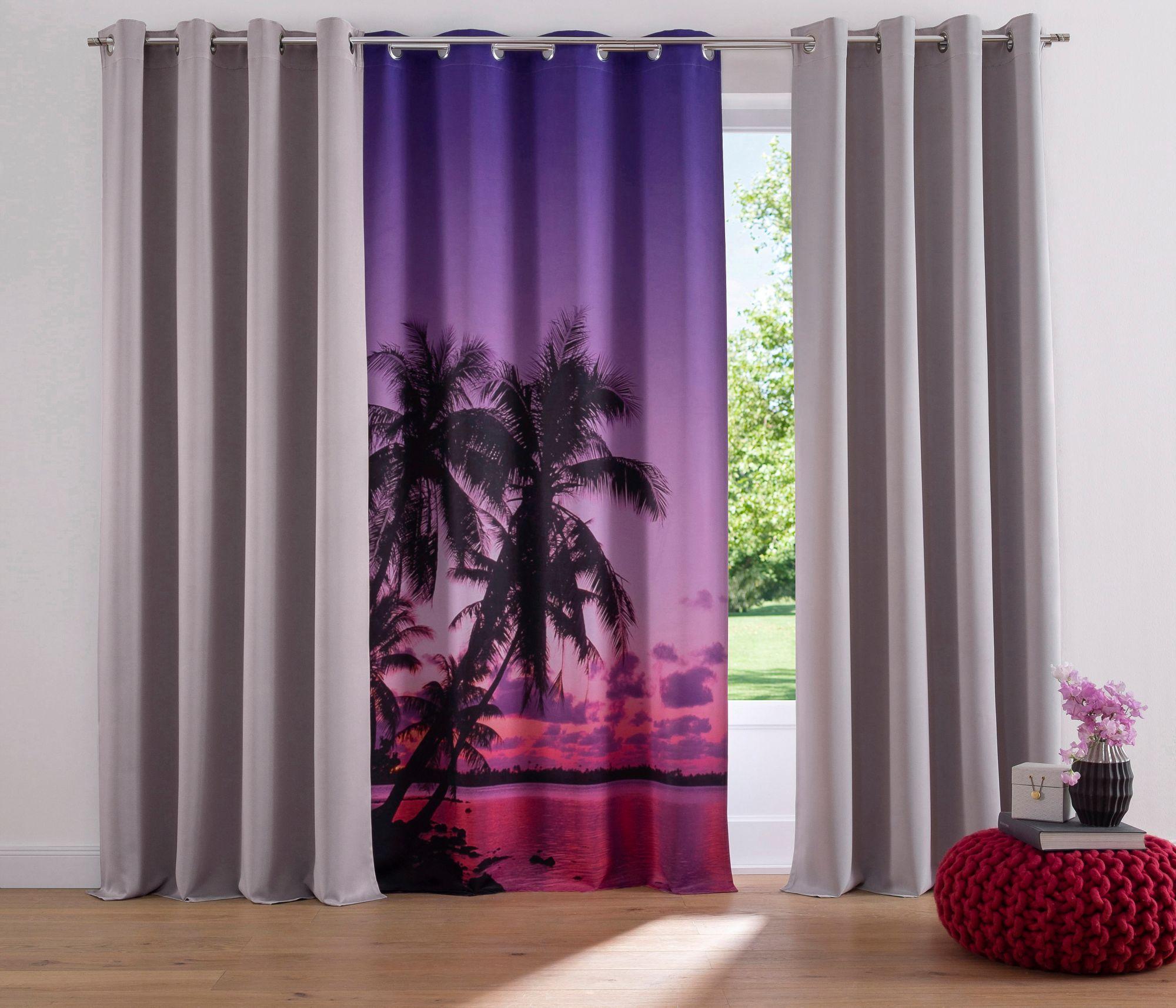 vorhang my home solana schwab versand. Black Bedroom Furniture Sets. Home Design Ideas