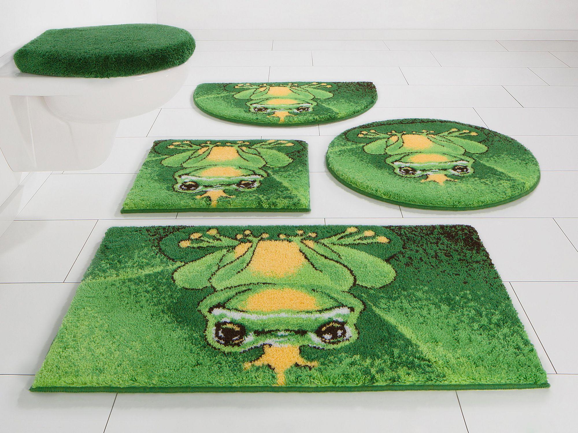 badematte rund grund frosch h he 20 mm rutschhemmender r cken schwab versand badematte. Black Bedroom Furniture Sets. Home Design Ideas