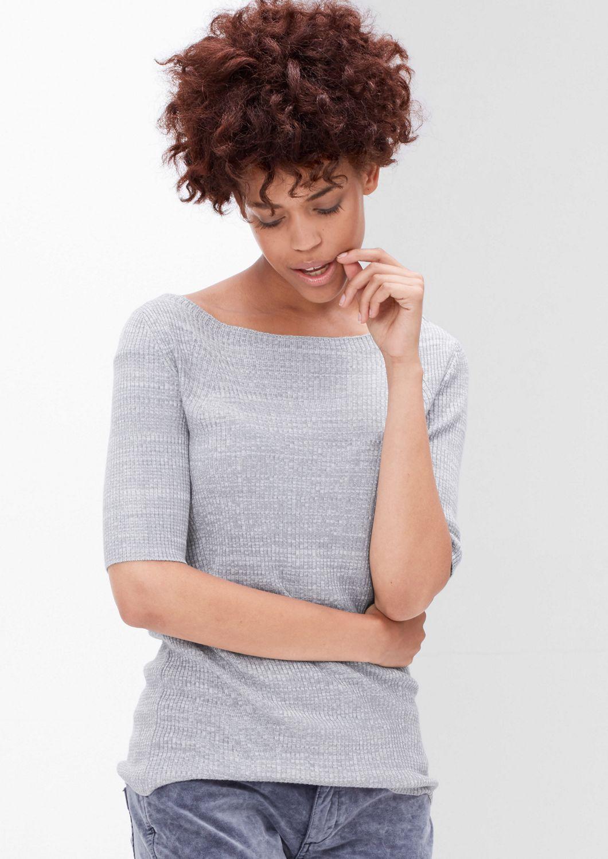 stone grey knit dess