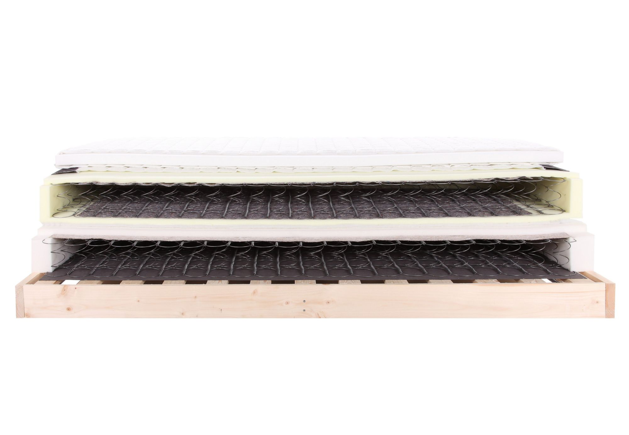 boxspringbett breckle made in germany schwab versand boxspringbetten ohne bettkasten. Black Bedroom Furniture Sets. Home Design Ideas