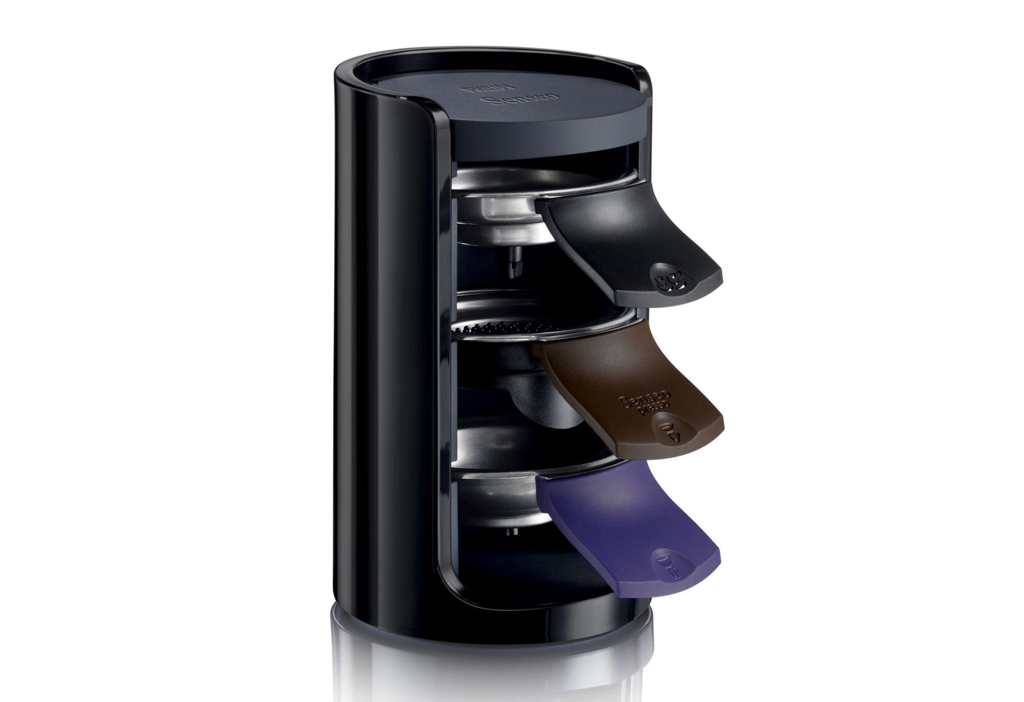 senseo kaffeepadmaschine hd7863 quadrante inkl gratis. Black Bedroom Furniture Sets. Home Design Ideas