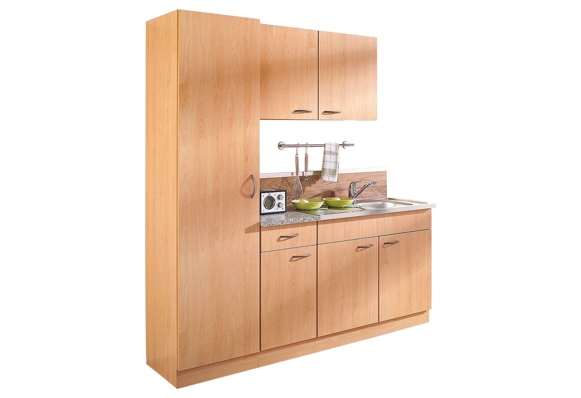 k chenblock kiel breite 190 cm schwab versand k che. Black Bedroom Furniture Sets. Home Design Ideas