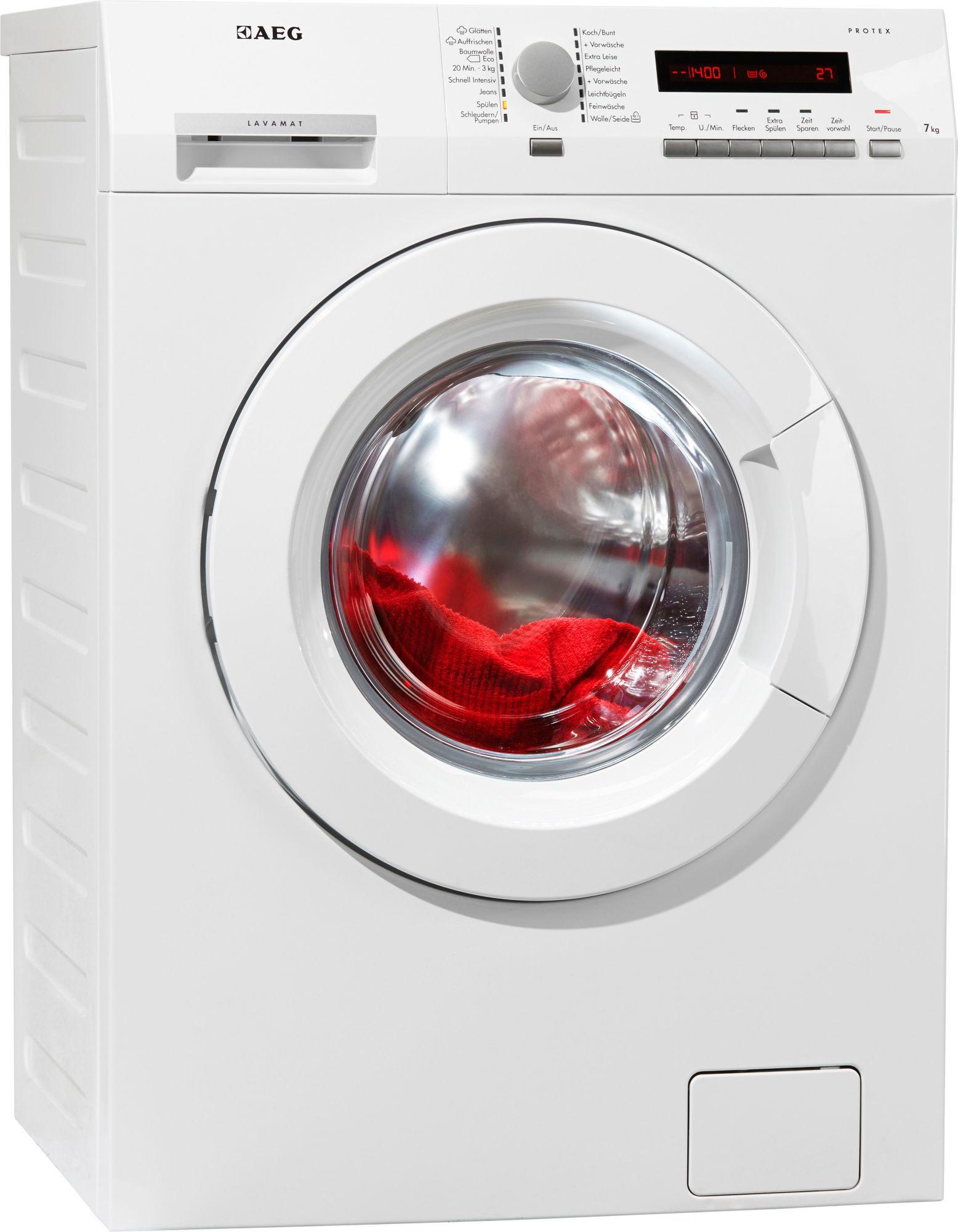 aeg waschmaschine l7347fl a 7 kg 1400 u min schwab. Black Bedroom Furniture Sets. Home Design Ideas