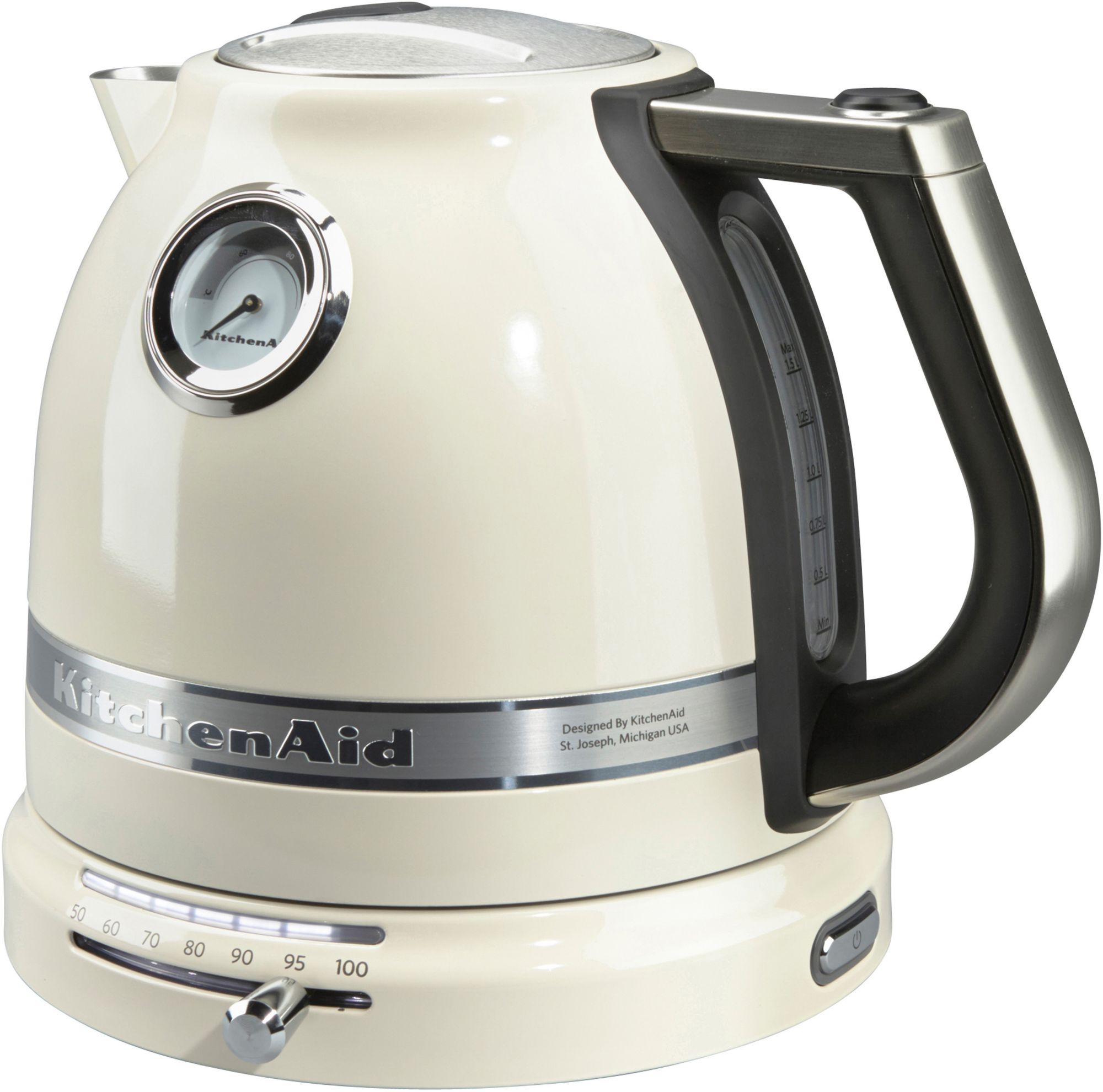 Kitchenaid Wasserkocher Artisan 5kek1522eac 1 5 Liter