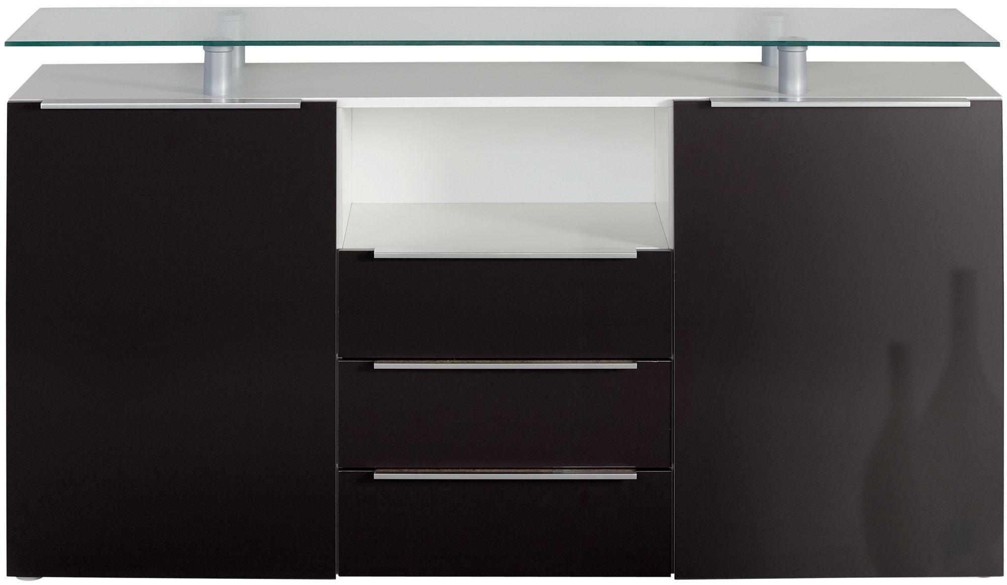 kommode schwarz 70 cm breit kommode mit schubladen im. Black Bedroom Furniture Sets. Home Design Ideas