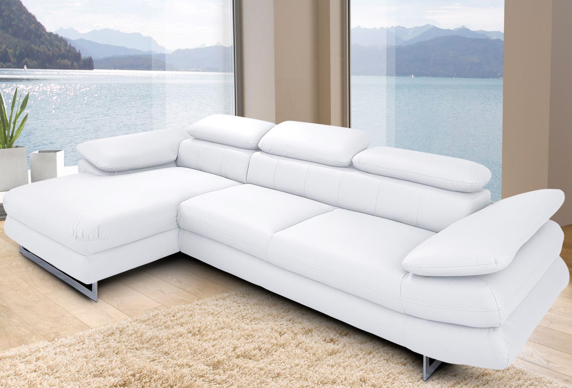 inosign polsterecke wahlweise mit bettfunktion schwab versand ecksofas. Black Bedroom Furniture Sets. Home Design Ideas