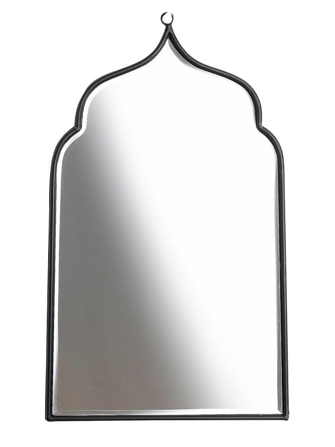 wanddeko spiegel dekospiegel wandspiegel heinehome 53 31 cm 0115 l002 bad oeynhausen. Black Bedroom Furniture Sets. Home Design Ideas