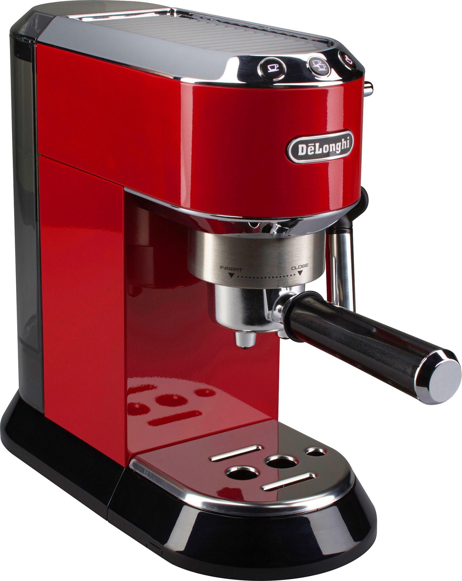 de 39 longhi espressomaschine traditioneller siebtr ger ec 680 r 15 bar pumpendruck schwab. Black Bedroom Furniture Sets. Home Design Ideas