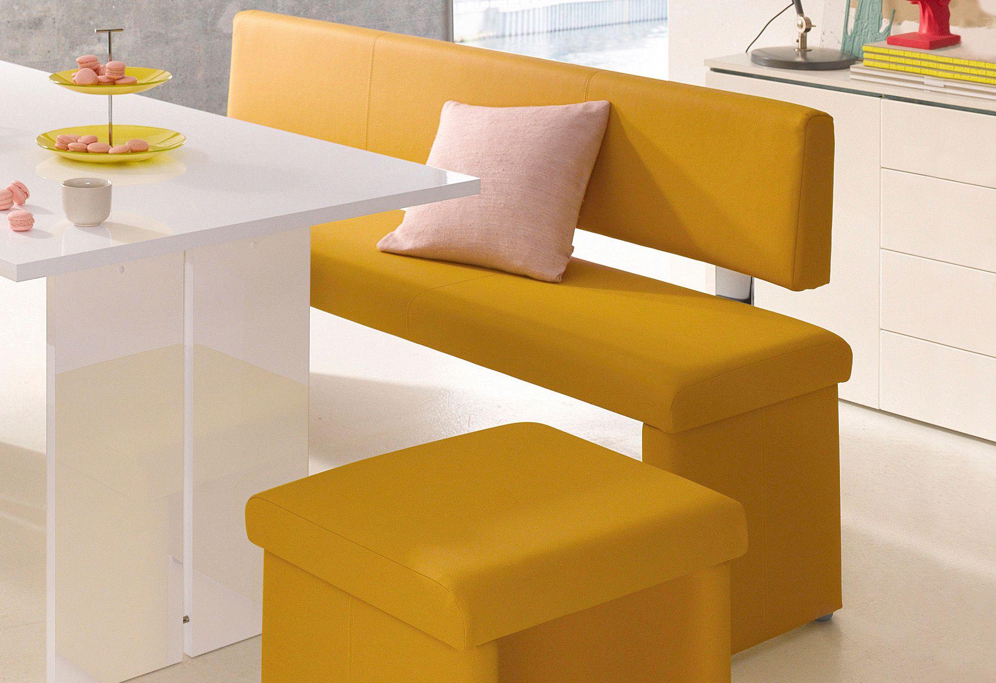 steinhoff sitzbank wahlweise mit r ckenlehne schwab. Black Bedroom Furniture Sets. Home Design Ideas