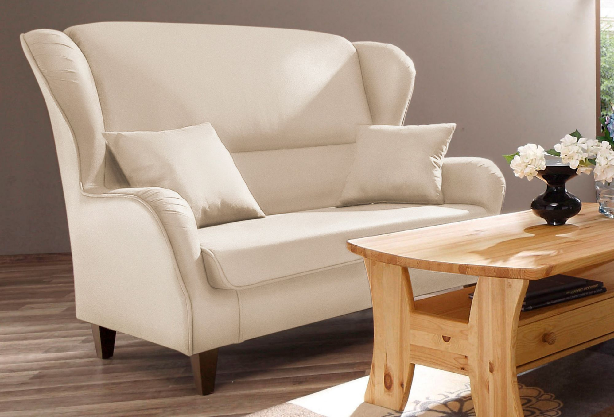 home affaire sofa nicola 2 sitzig schwab versand sofas. Black Bedroom Furniture Sets. Home Design Ideas
