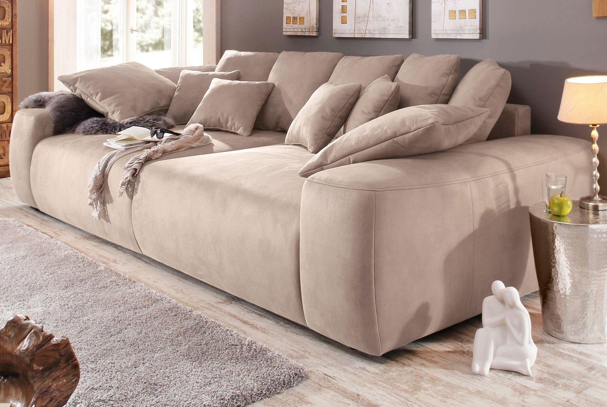 home affaire big sofa glamour schwab versand home affaire. Black Bedroom Furniture Sets. Home Design Ideas