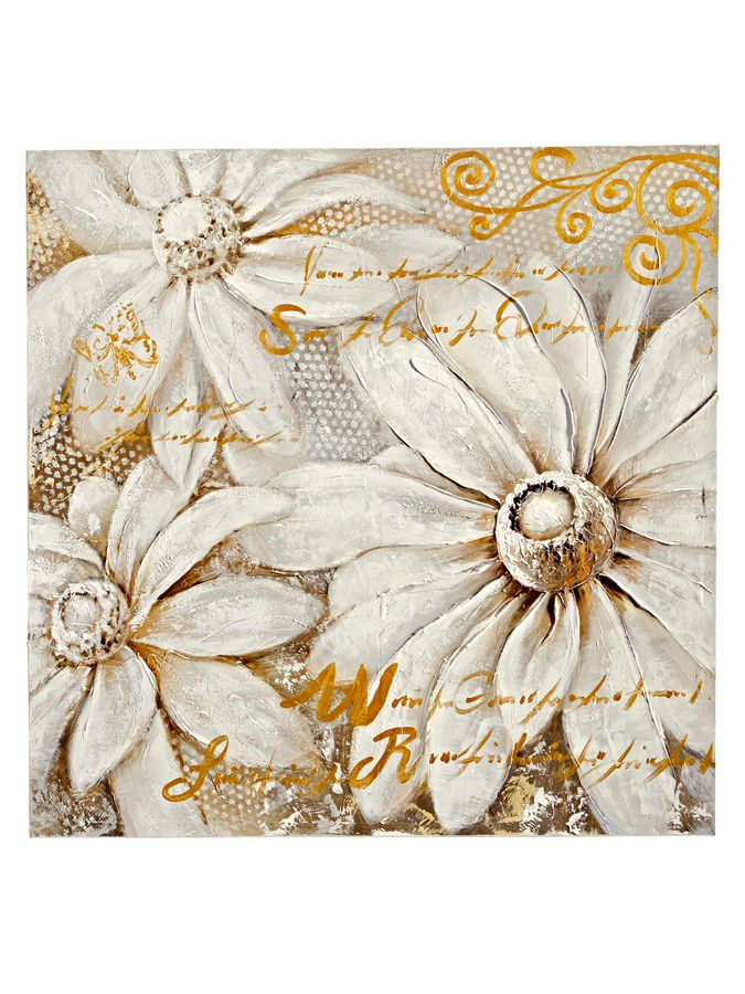 Bild »White Flower«