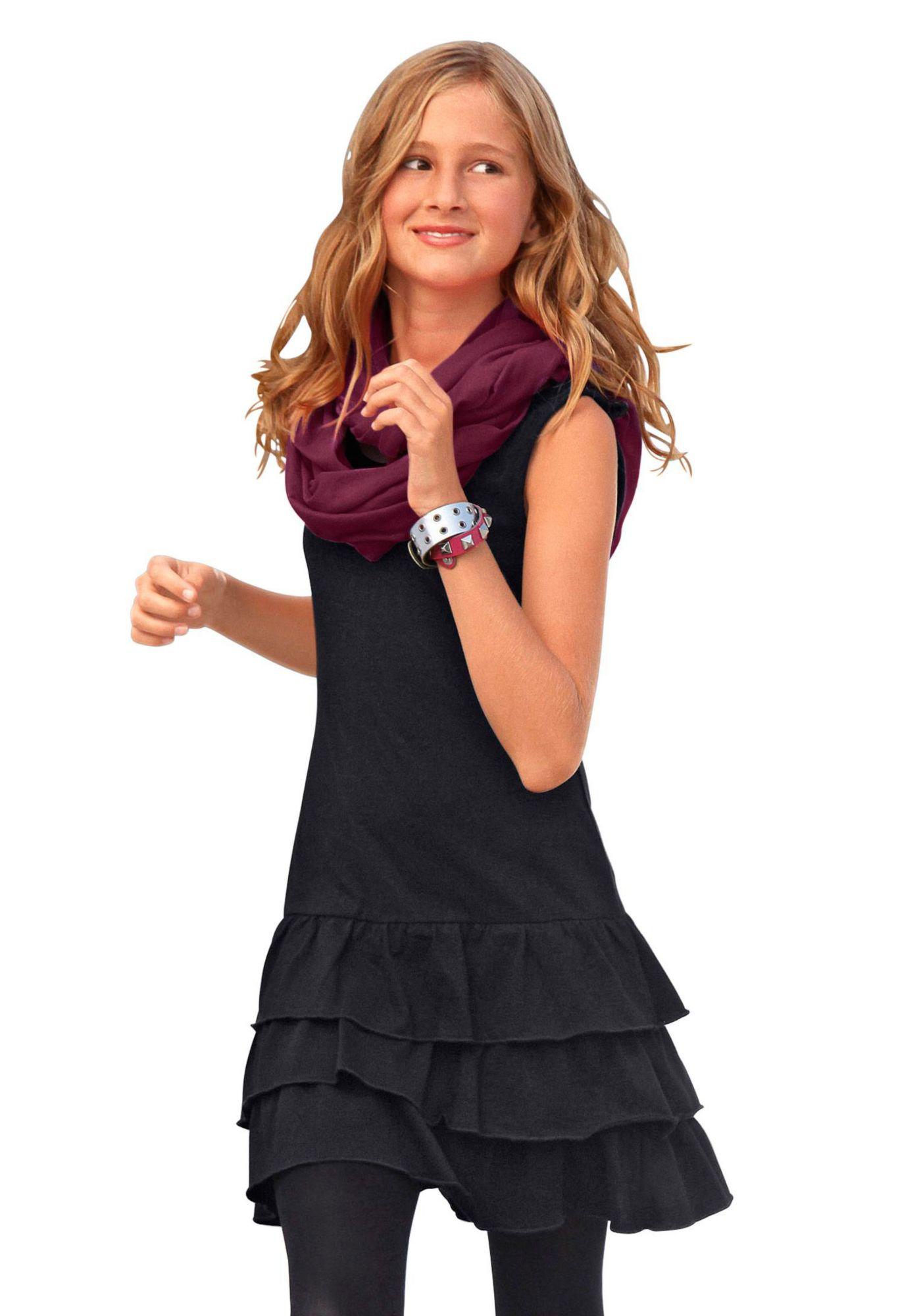 cfl jerseykleid schwab versand festliche kleider. Black Bedroom Furniture Sets. Home Design Ideas