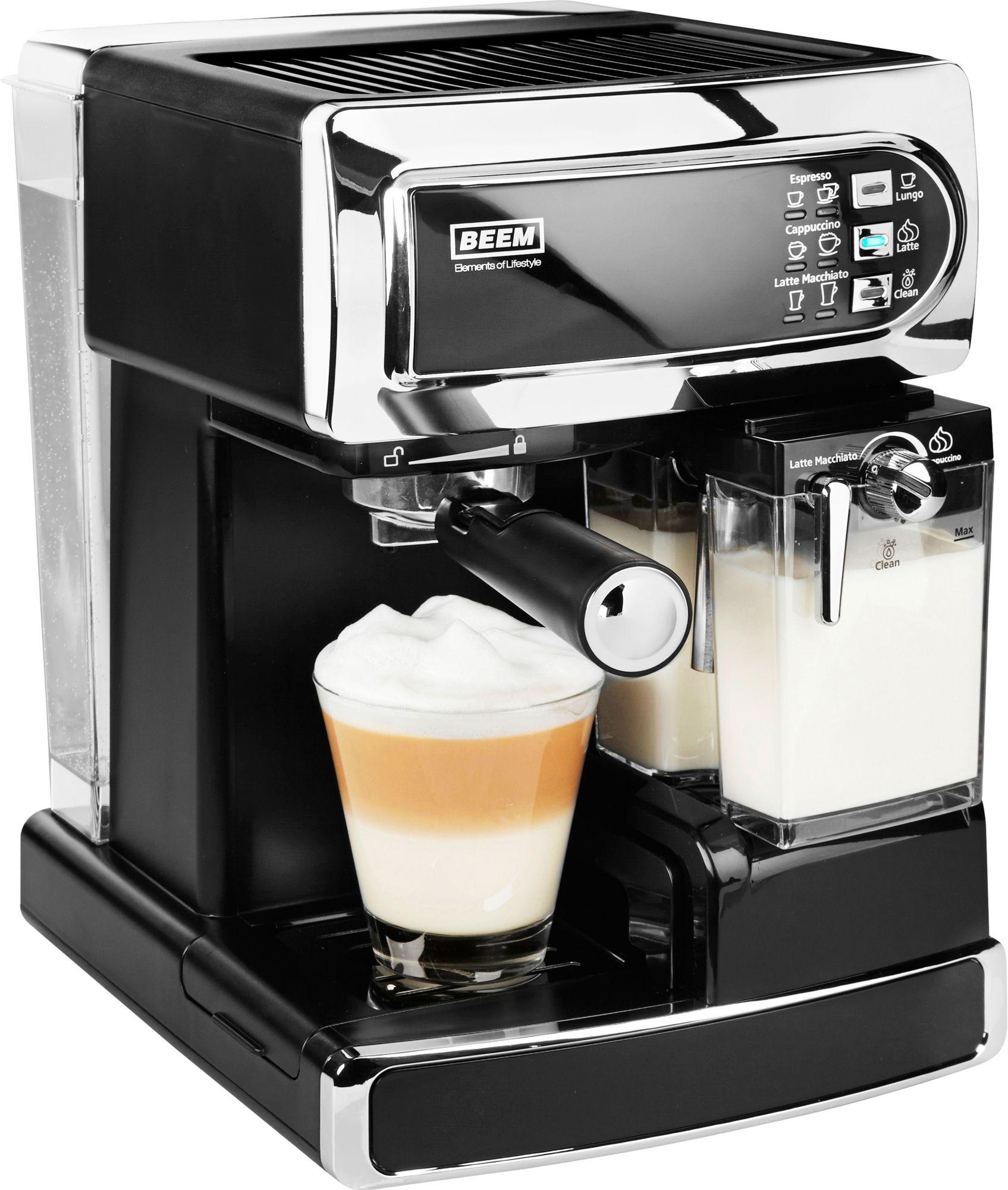 beem siebtr ger kaffee espressomaschine i joy caf. Black Bedroom Furniture Sets. Home Design Ideas