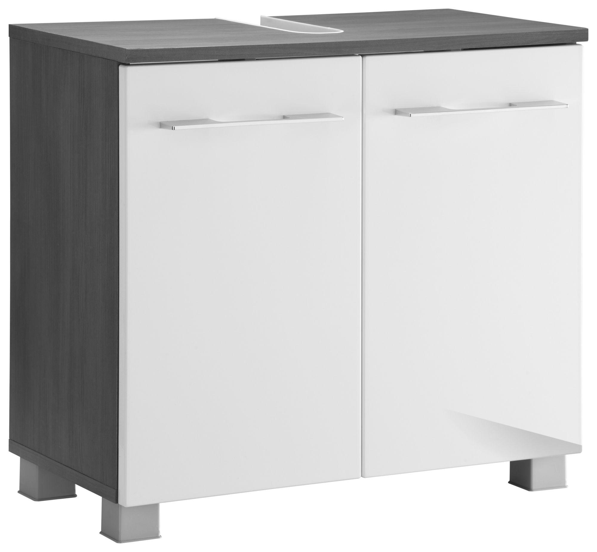 waschbeckenunterschrank 70 cm hoch die m bel f r die k che. Black Bedroom Furniture Sets. Home Design Ideas