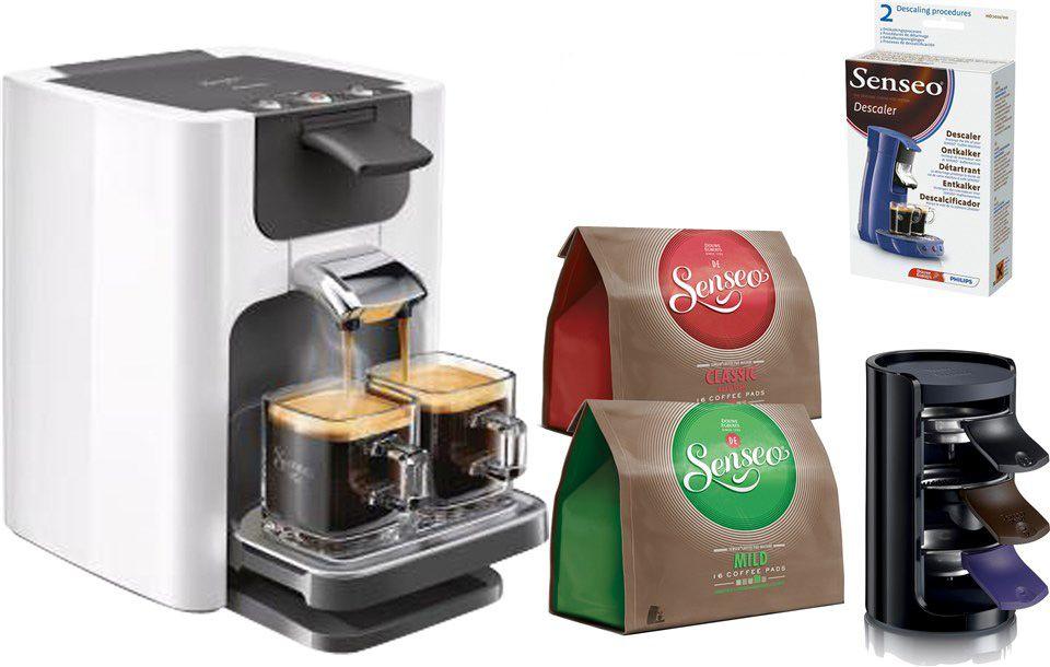philips senseo kaffeepadmaschine hd7863 quadrante. Black Bedroom Furniture Sets. Home Design Ideas