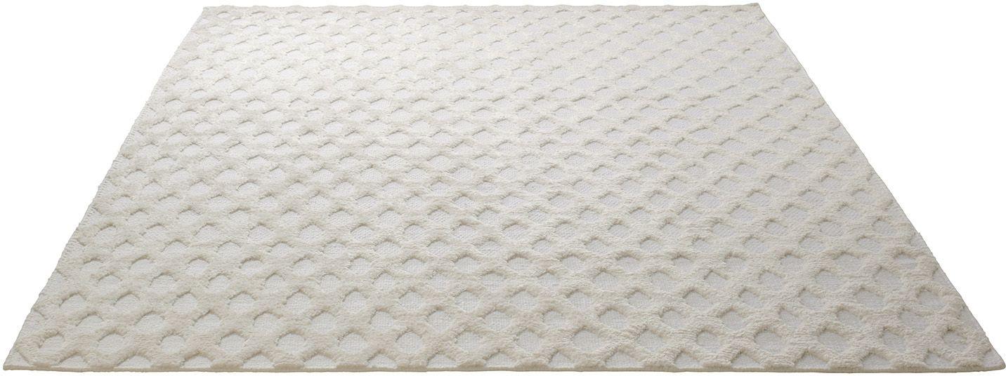 Teppich, Esprit, »Cyclone«, handgewebt, Wolle  Schwab