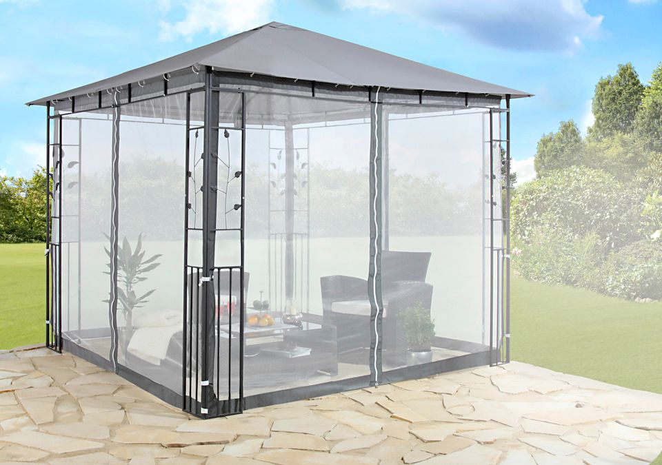 ersatzdach fuer pavillon klassik g nstig kaufen. Black Bedroom Furniture Sets. Home Design Ideas