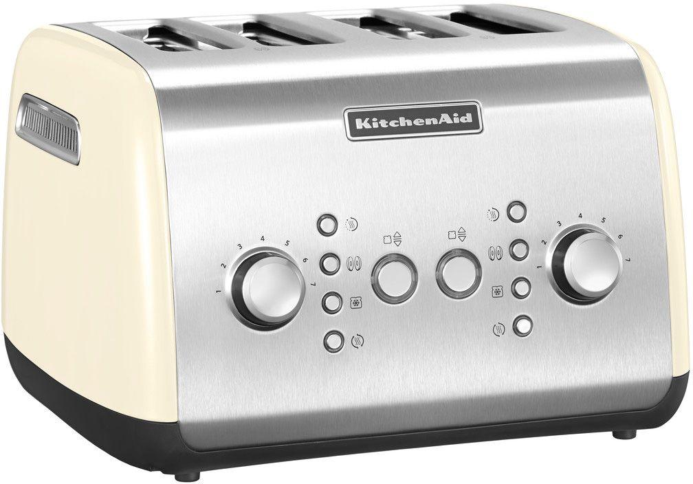 kitchenaid 4 scheiben toaster 5kmt421eac 1800 watt. Black Bedroom Furniture Sets. Home Design Ideas