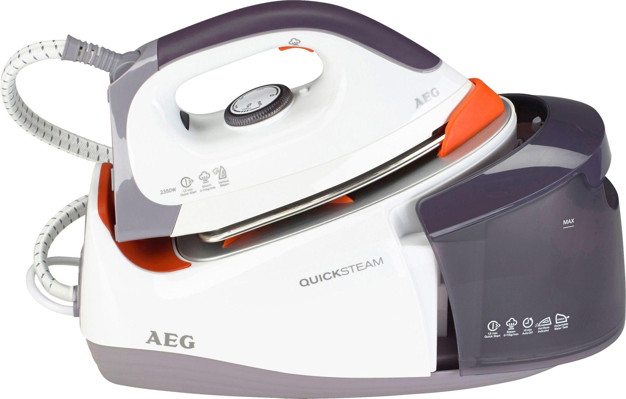 aeg dampfb gelstation quicksteam dbs 3350 2350 watt. Black Bedroom Furniture Sets. Home Design Ideas