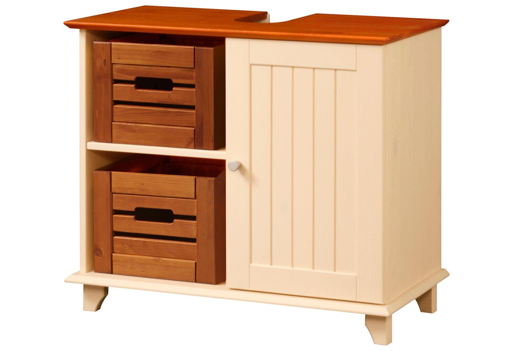 waschbeckenunterschrank venezia vanille waschbeckenunterschrank 65 breit g nstig kaufen. Black Bedroom Furniture Sets. Home Design Ideas
