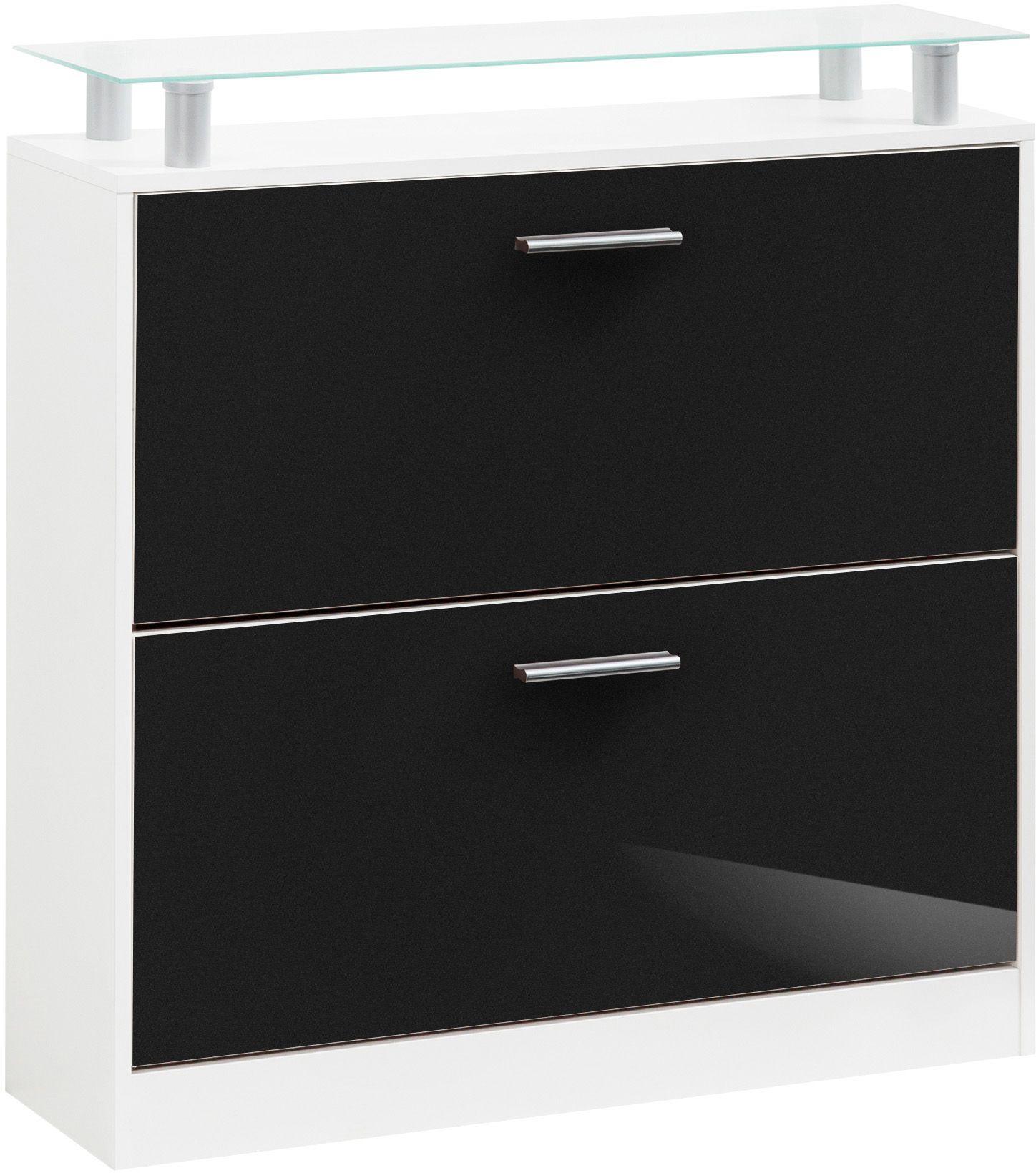 schuhschrank 5 klappen preise vergleichen und g nstig einkaufen bei der preis. Black Bedroom Furniture Sets. Home Design Ideas