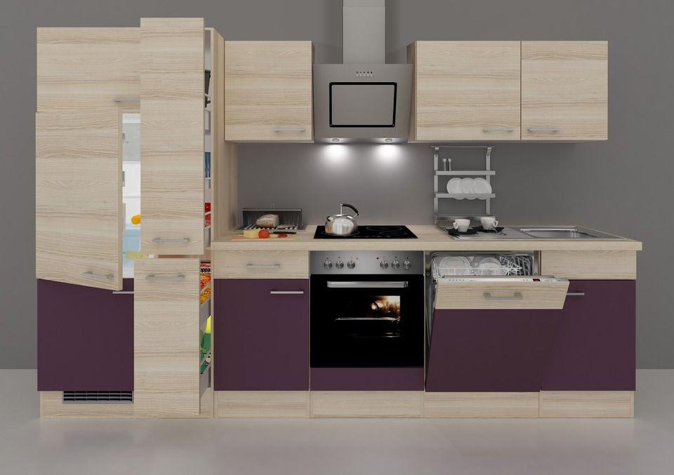 Nauhuricom billige einbaukuchen mit e geraten for Billige einbauküchen