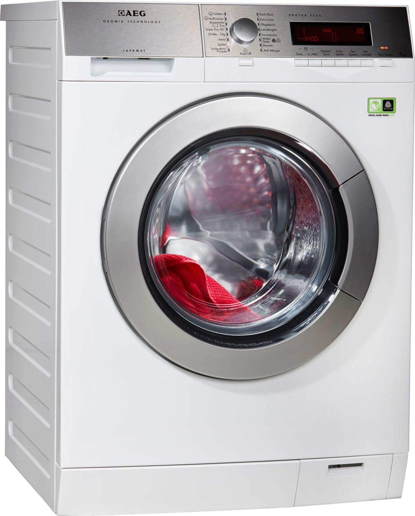 aeg waschmaschine lavamat l89495fl2 a 9 kg 1400 u. Black Bedroom Furniture Sets. Home Design Ideas