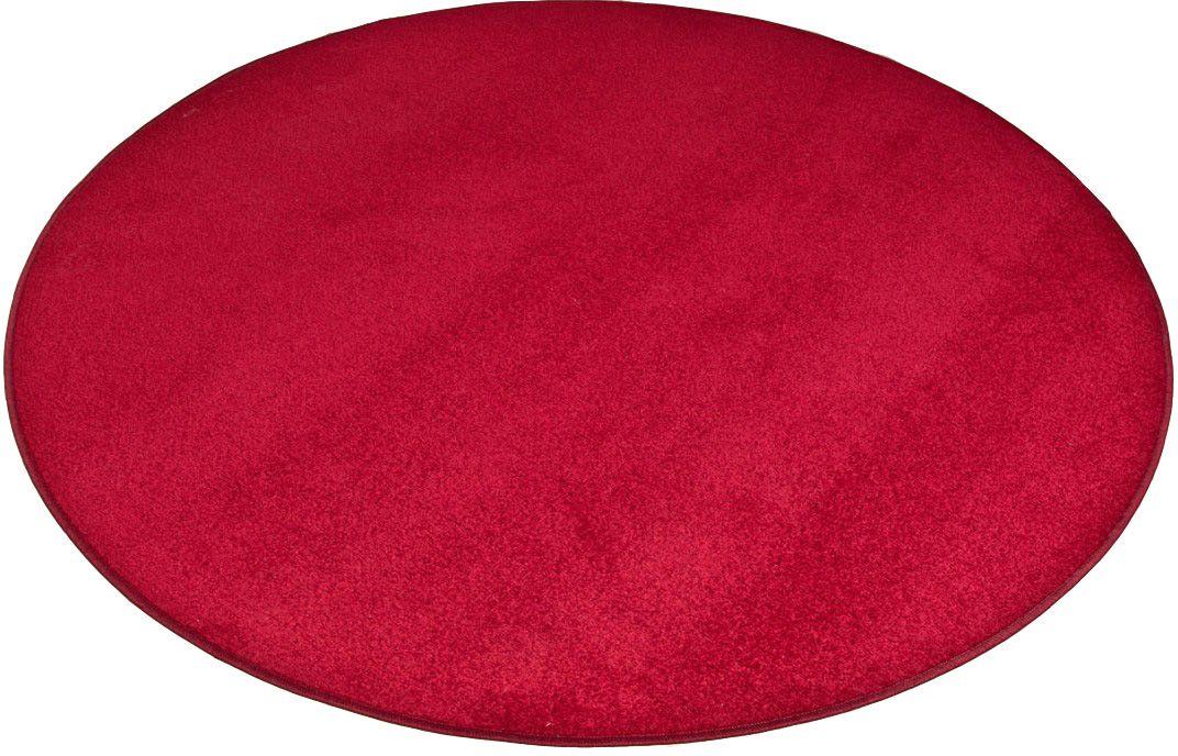 teppich rund living line trend velours schwab versand moderne teppiche. Black Bedroom Furniture Sets. Home Design Ideas