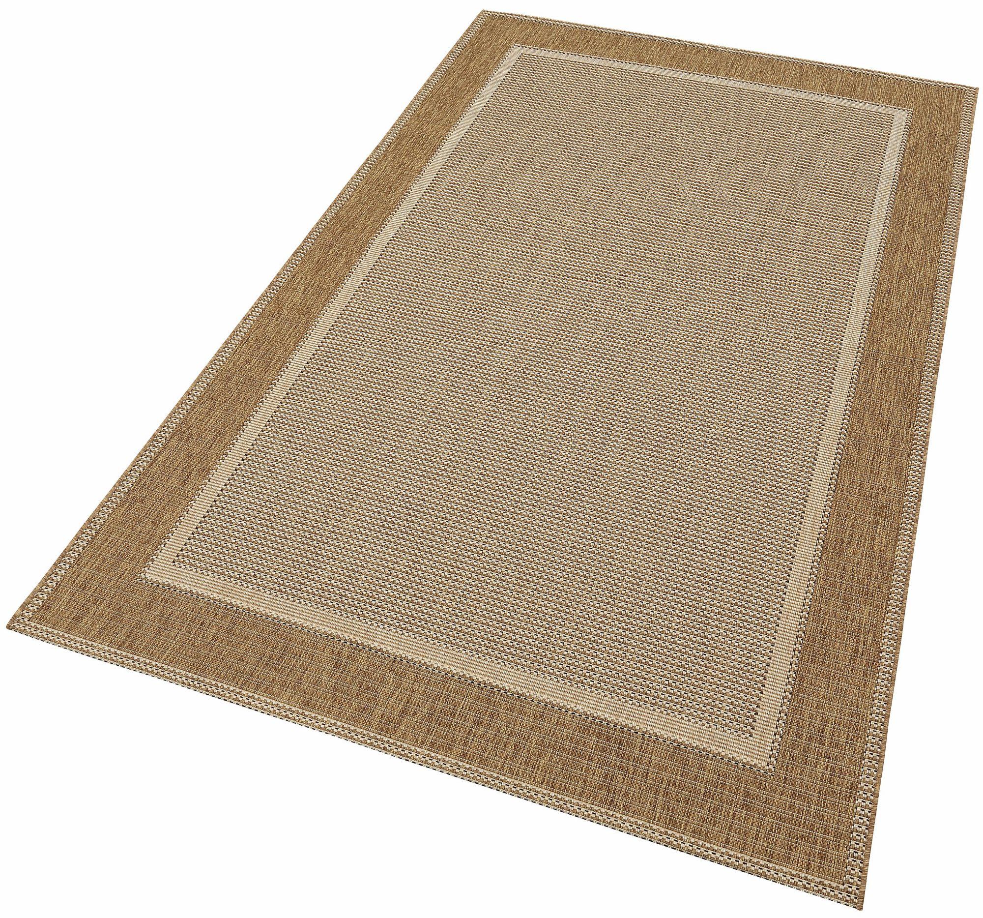 Teppich, In und Outdoor, »Aisne«, gewebt, Sisaloptik