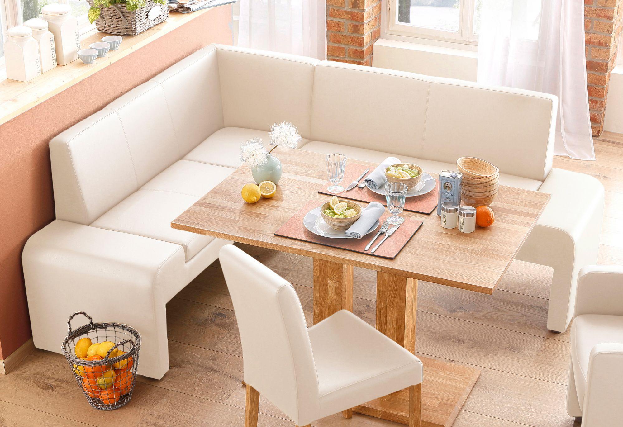 eckbankgruppe truhen eckbank modern artist. Black Bedroom Furniture Sets. Home Design Ideas