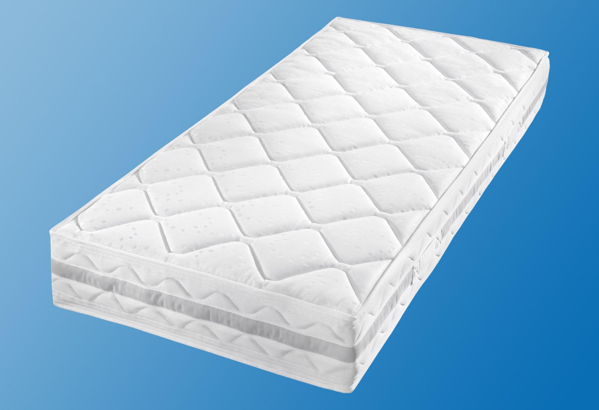 gelschaum taschenfederkernmatratze gelschaum komfort tfk breckle schwab versand. Black Bedroom Furniture Sets. Home Design Ideas