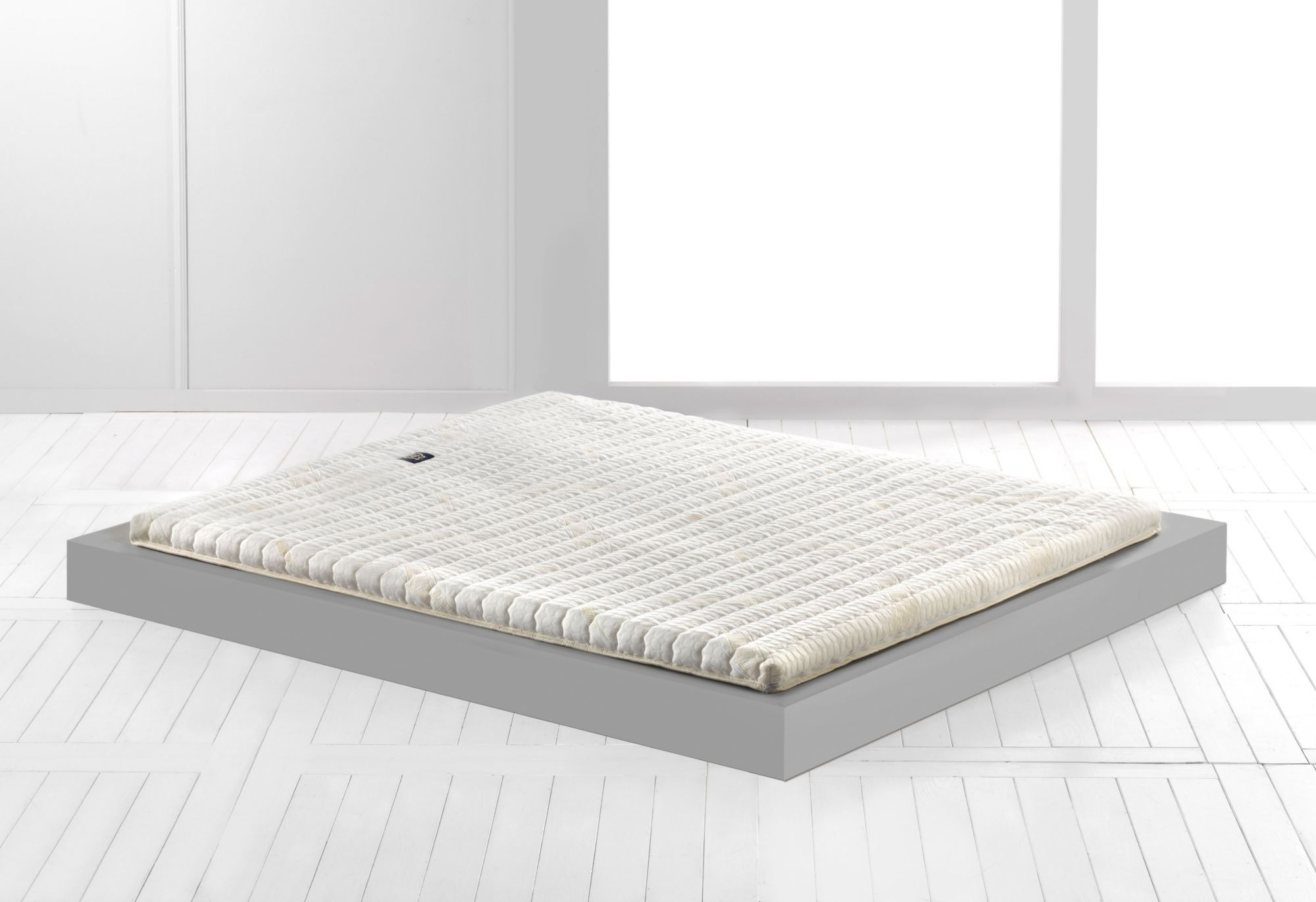 visco komfortschaum topper luxury top magniflex schwab versand komfortschaum topper. Black Bedroom Furniture Sets. Home Design Ideas