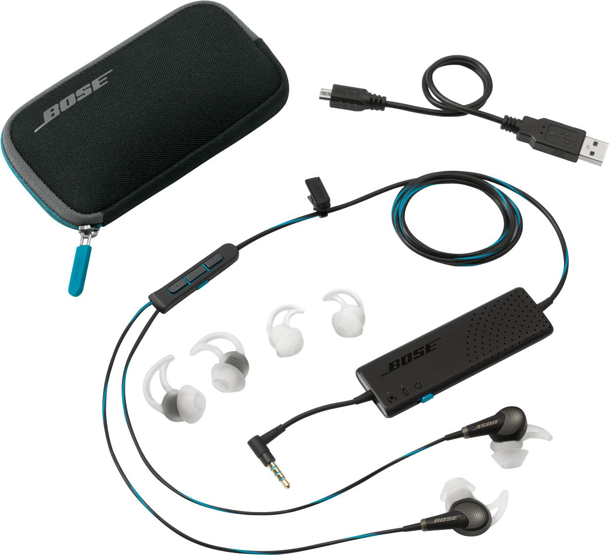 Bose® QuietComfort® 20 Acoustic Noise Cancelling® headphones für ...