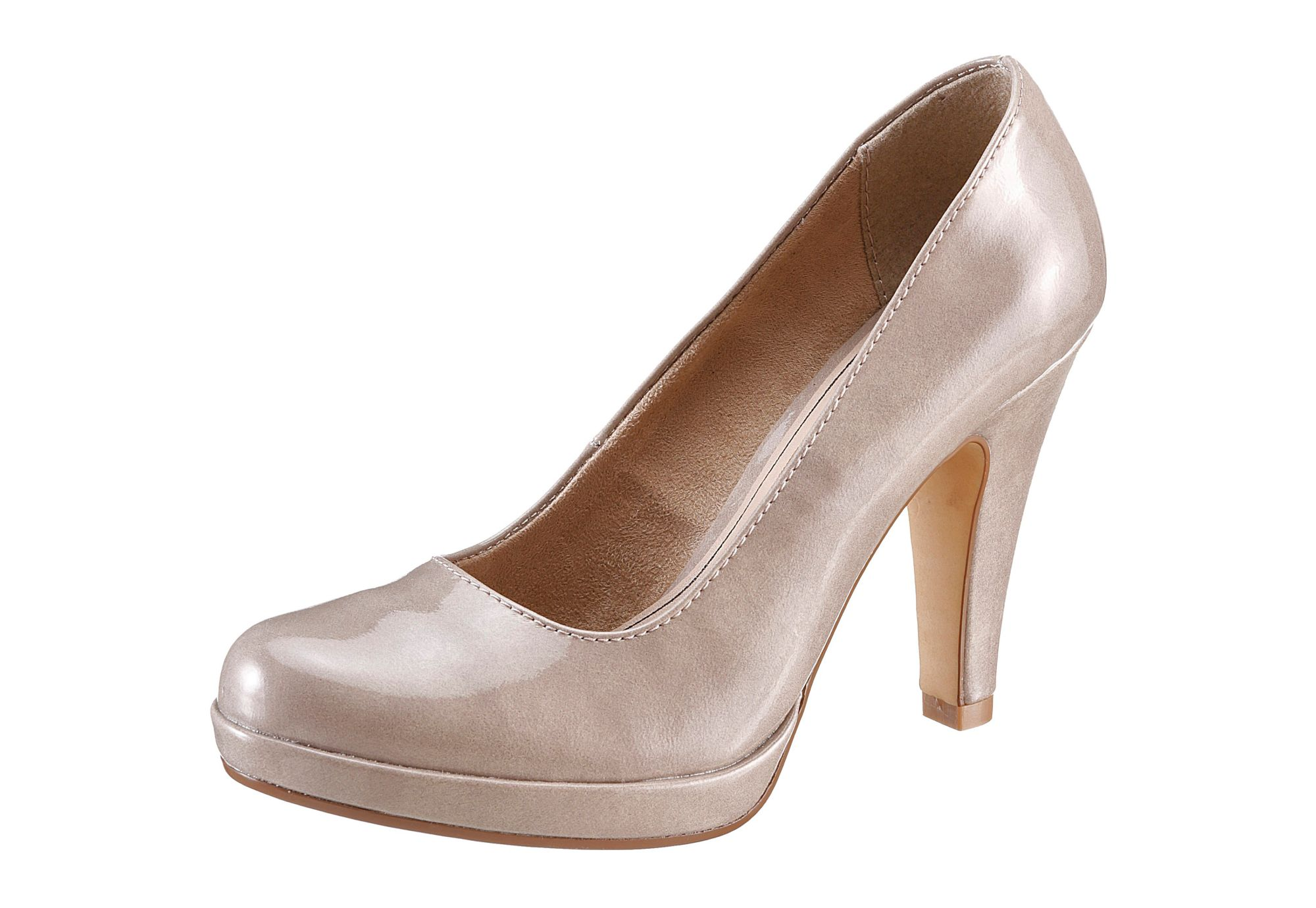 tamaris high heel pumps schwab versand glitter glamour. Black Bedroom Furniture Sets. Home Design Ideas