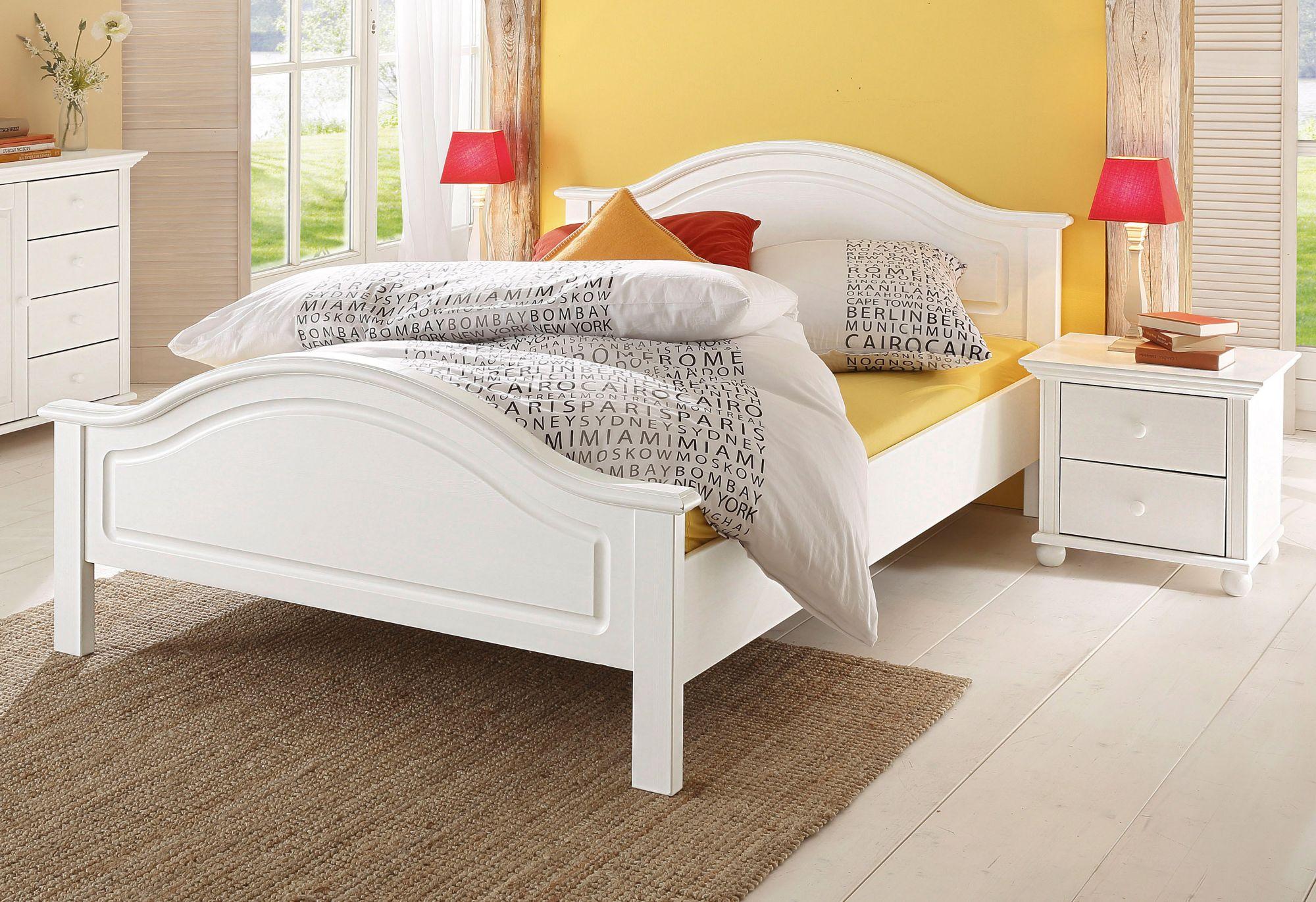 bett ulm home affaire schwab versand kleiderschr nke. Black Bedroom Furniture Sets. Home Design Ideas
