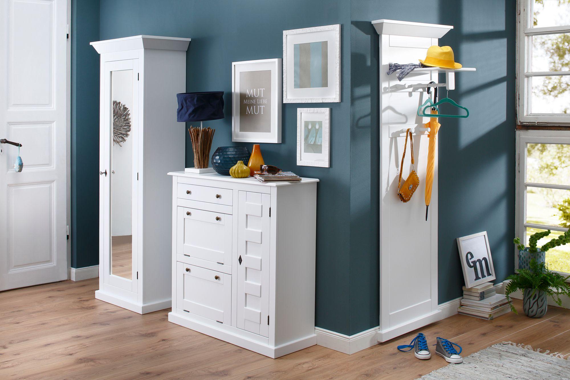 Premium collection by home affaire garderobe nadja for Garderobe breite