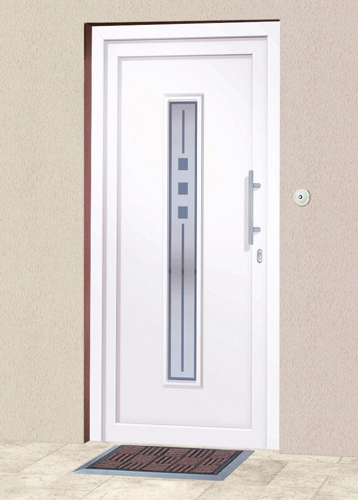 kunststoff haust r mexico bxh 110 x 210 cm wei schwab versand haust ren. Black Bedroom Furniture Sets. Home Design Ideas