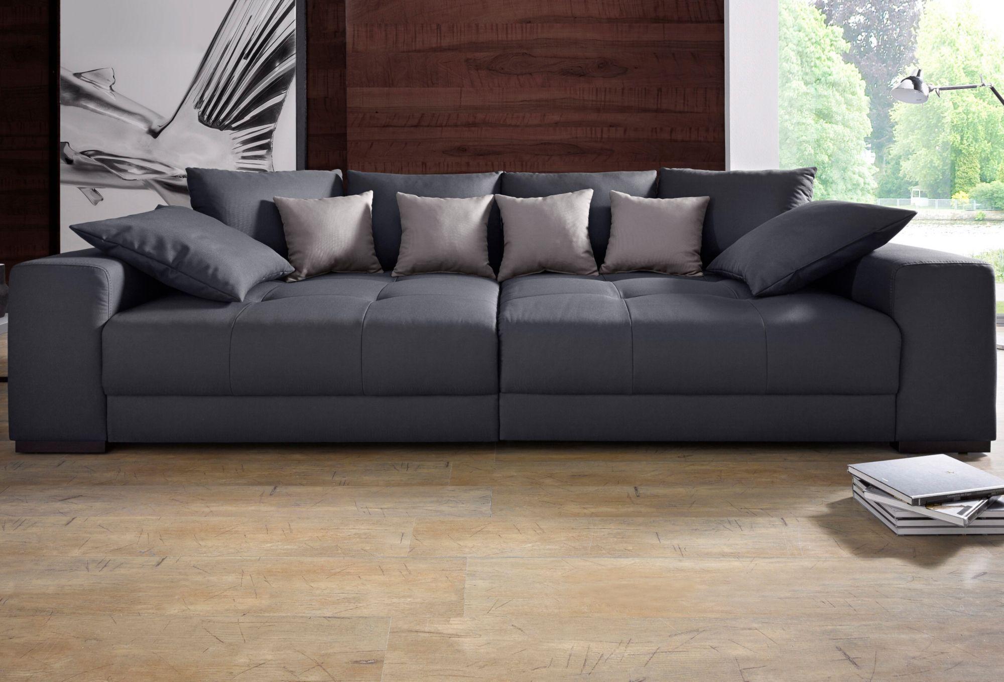 Big Sofa Mit Boxspringunterfederung Schwab Versand Big Sofas