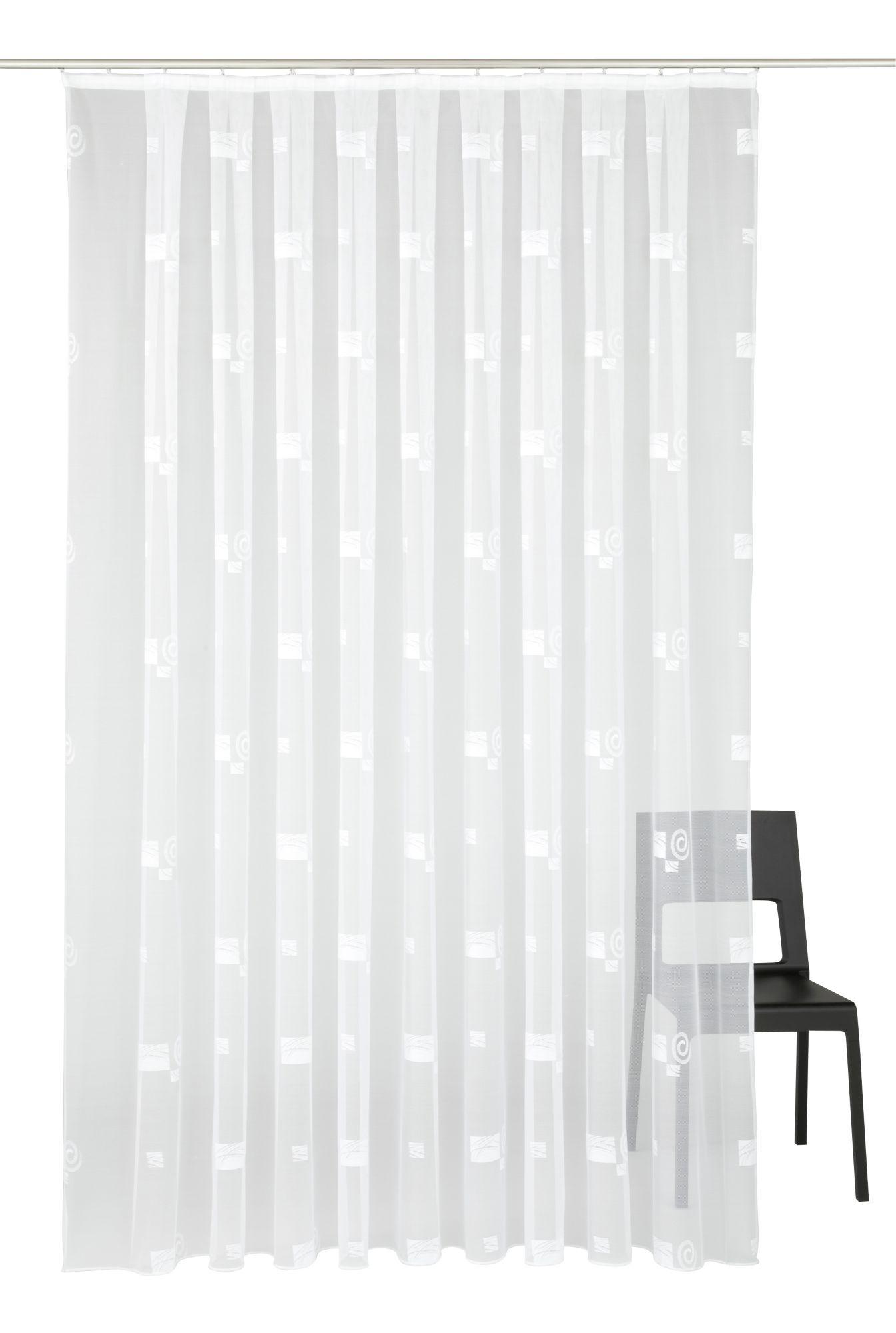 gardine nach ma mit festen falten weckbrodt gardinen. Black Bedroom Furniture Sets. Home Design Ideas