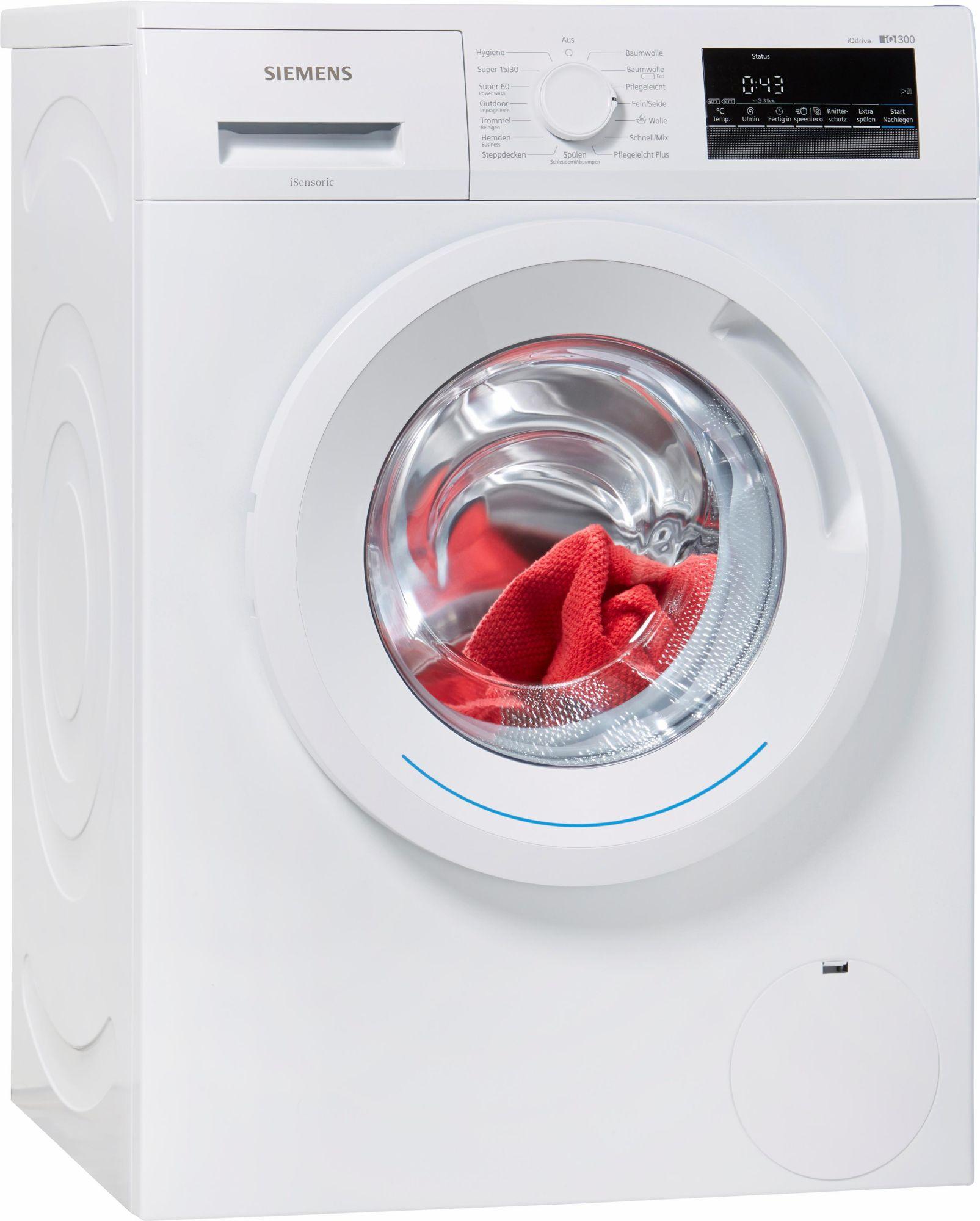 siemens waschmaschine wm14n2eco a 7 kg 1400 u min. Black Bedroom Furniture Sets. Home Design Ideas